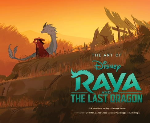 Art of Raya and the Last Dragon Cover Image