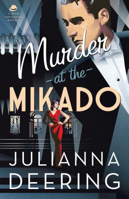 Murder at the Mikado Cover