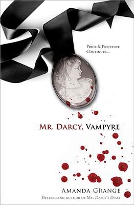 Mr. Darcy, Vampyre Cover