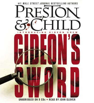 Gideon's Sword Cover