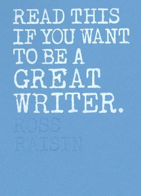 Read This if You Want to Be a Great Writer Cover Image