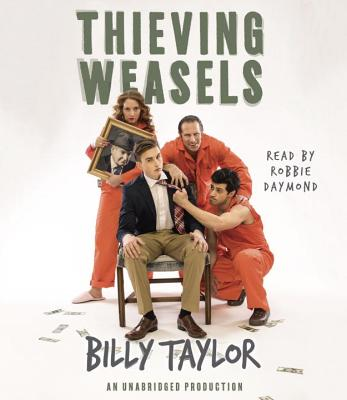 Thieving Weasels Cover Image