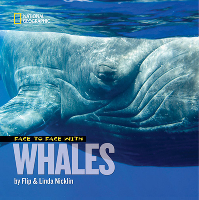 Face to Face with Whales Cover