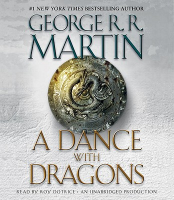 A Dance with Dragons Part 1 and 2 Cover