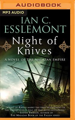 Night of Knives (Novels of the Malazan Empire #1) Cover Image
