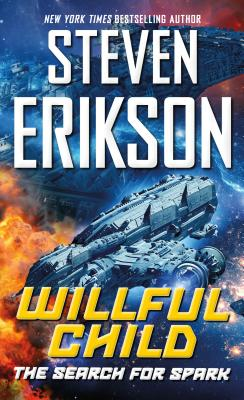 Willful Child: The Search for Spark Cover Image