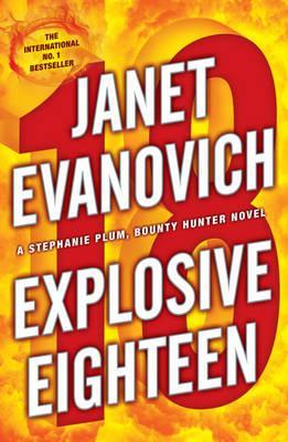 Explosive Eighteen Cover Image