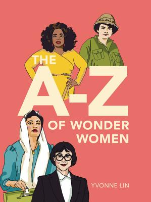 The A-Z of Wonder Women Cover Image