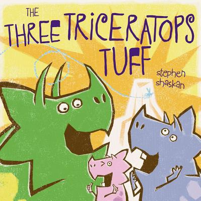 The Three Triceratops Tuff Cover