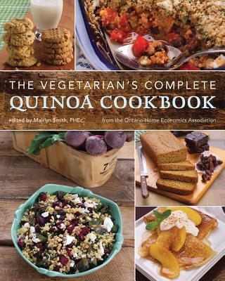 The Vegetarian's Complete Quinoa Cookbook Cover