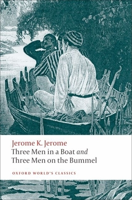 Three Men in a Boat and Three Men on the Bummel Cover