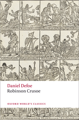 Robinson Crusoe (Oxford World's Classics) Cover Image