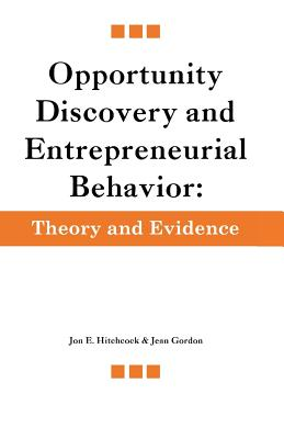Opportunity Discovery and Entrepreneurial Behavior Cover