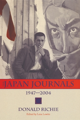Cover for The Japan Journals
