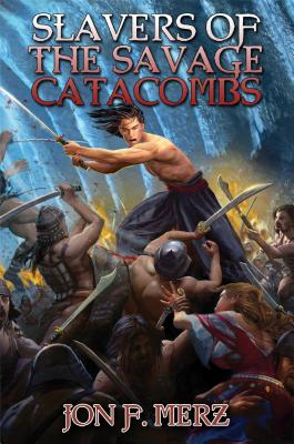 Slavers of the Savage Catacombs Cover Image