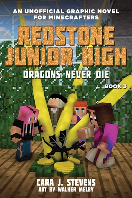 Dragons Never Die: Redstone Junior High #3 Cover Image