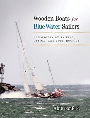 Wooden Boats for Blue Water Sailors Cover Image