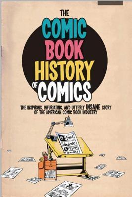Comic Book History of Comics Cover