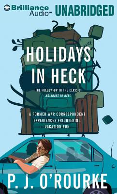 Holidays in Heck Cover