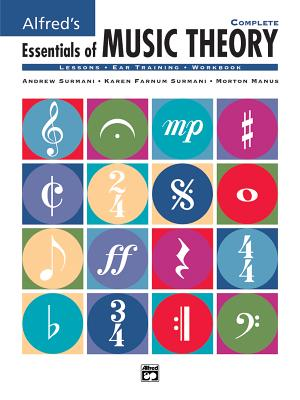 Alfred's Essentials of Music Theory: Complete Cover Image