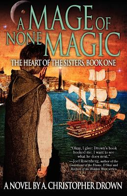 Cover for A Mage of None Magic