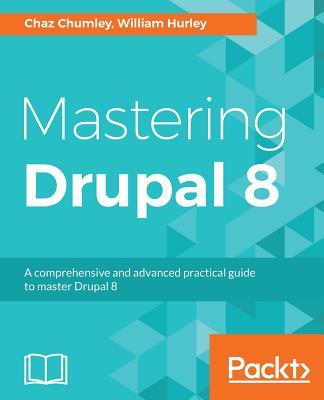 Mastering Drupal 8 Cover Image