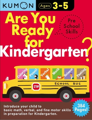 Are You Ready for Kindergarten Preschool Skills (Arkw) Cover Image