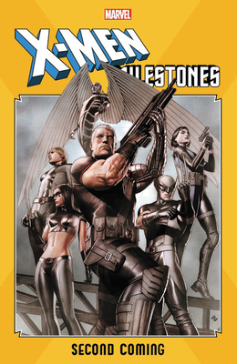 X-Men Milestones: Second Coming Cover Image