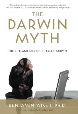 Cover for The Darwin Myth