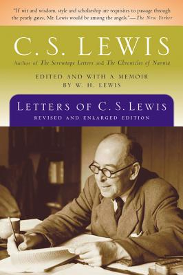 Letters of C. S. Lewis Cover