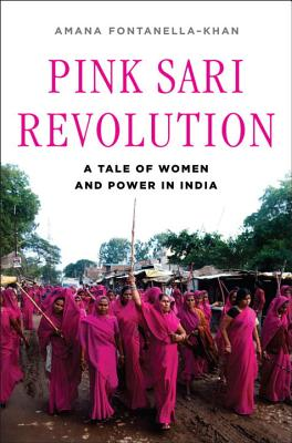 Pink Sari Revolution Cover