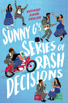 Cover for Sunny G's Series of Rash Decisions