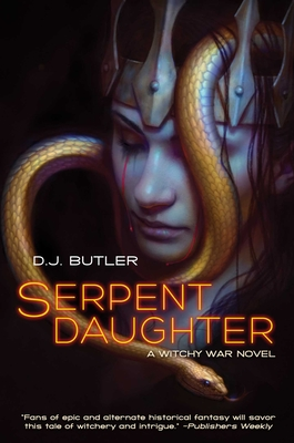 Serpent Daughter Cover Image