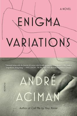 Enigma Variations: A Novel Cover Image