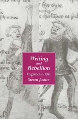 Cover for Writing and Rebellion