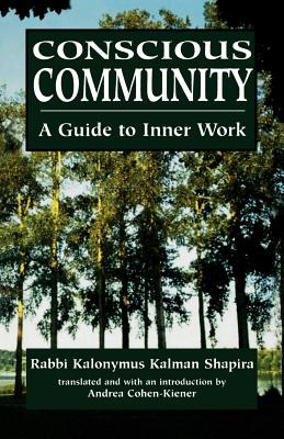 Conscious Community: A Guide to Inner Work Cover Image