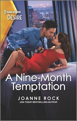 A Nine-Month Temptation: A Pregnant by the Billionaire Romance Cover Image