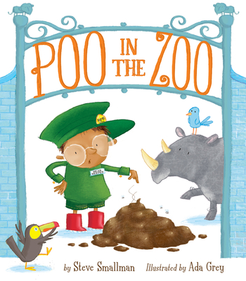 Cover for Poo in the Zoo
