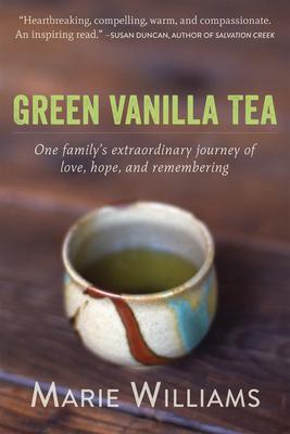 Green Vanilla Tea Cover