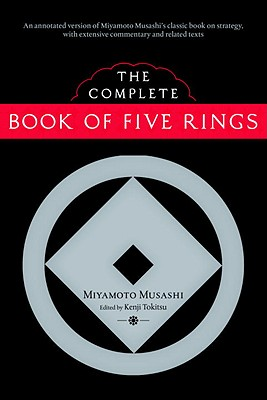 The Complete Book of Five Rings Cover