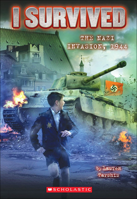 I Survived the Nazi Invasion, 1944 Cover Image