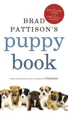 Brad Pattison's Puppy Book Cover