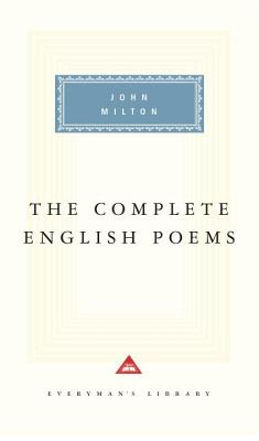 The Complete English Poems Cover Image