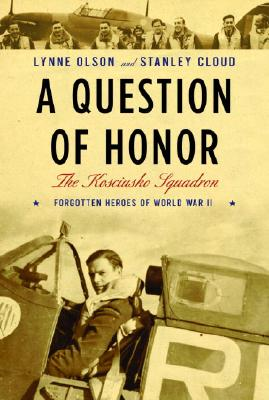 A Question of Honor Cover