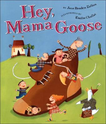 Hey, Mama Goose Cover
