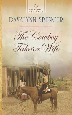 The Cowboy Takes a Wife Cover