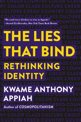 The Lies that Bind: Rethinking Identity Cover Image