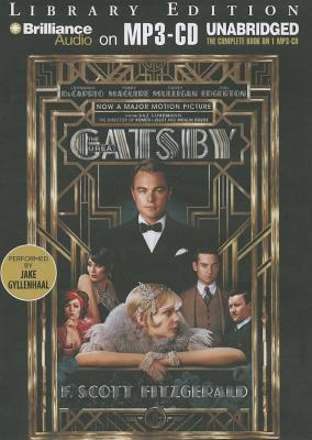The Great Gatsby Cover Image