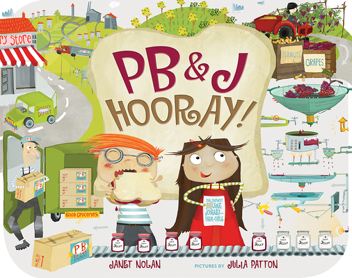 PB&J Hooray! Cover