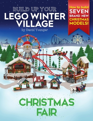 Build Up Your LEGO Winter Village: Christmas Fair Cover Image